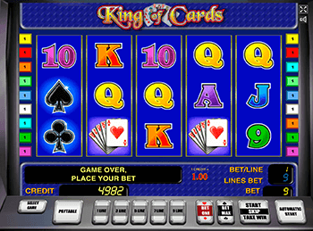 King Of Cards 4