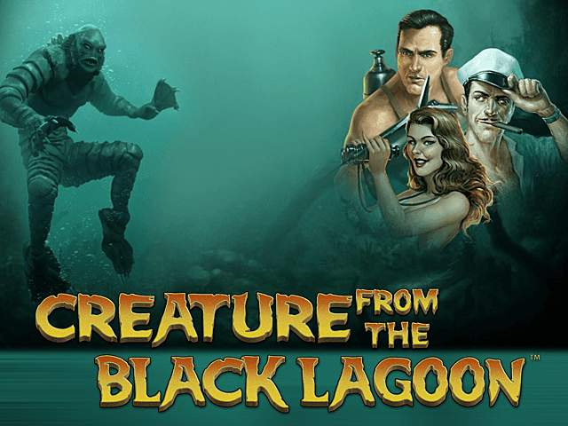 Creature From The Black Lagoon от NetEnt играть онлайн в казино